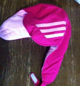 Набор шапка + краги Adidas Hat Gloves Pack Kids