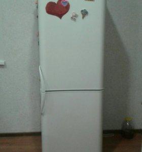 Холодильник+морозилка
