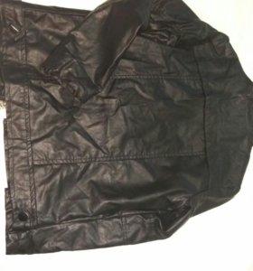 Куртка на 110-116