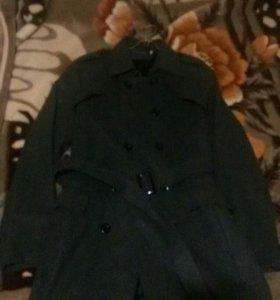 Стильное мужское п/пальто