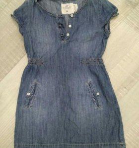 Платье джинсовое H&M