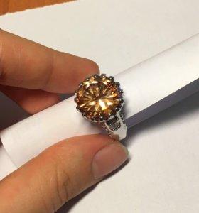 Комплект (серьги и кольцо)