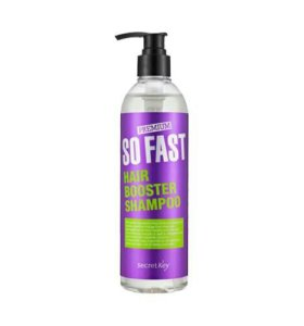 [Secret Key] Premium So Fast Hair Booster Shampoo