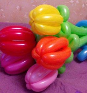 Букет из шаров -отличный подарок!