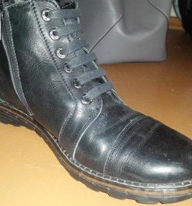 Ботинки, обувь, зимние