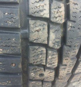 Dunlop зима. r16     205/55