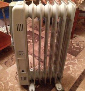 Радиатор. Обогреватель
