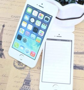 НОВЫЙ Блокнот IPHONE
