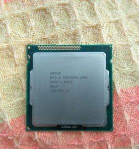 Lga 1155. G840 2 ядра,2.8 GHz.