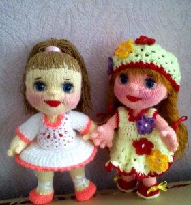 Куколки с душою.