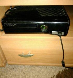 Xbox 360, 250 гб, кинект, игры