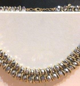 Ожерелье, колье, украшение