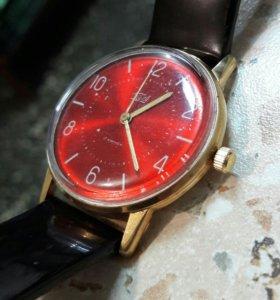 Часы СССР заря