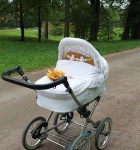 Продаётся коляска-люлька в хорошем состоянии