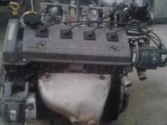 Двигатель 4a-fe тойота