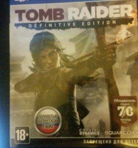 Tomb raider на ps4