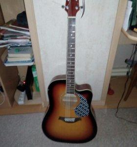 Эстрадная гитара
