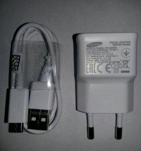 Зарядное устроиство на Samsung.Оригинал