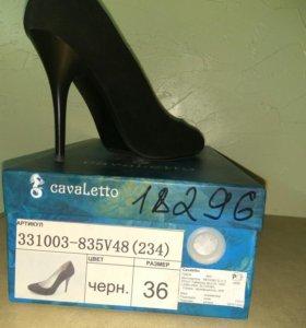 Очень красивые Туфли велюровые