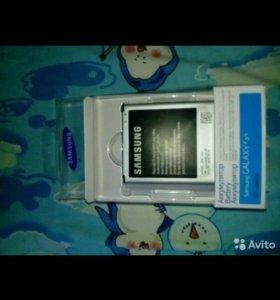 Аккумулятор на самсунг телефон