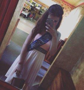 Платье , туфли