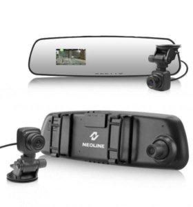 Система парковки с видеорегистратором