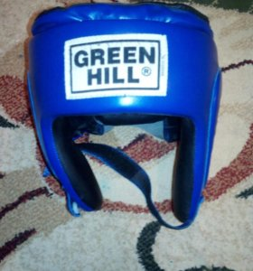 Шлем Green Hill Pro для кикбоксинга и бокса