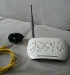 Wi-Fi роутер TP-LINK TD-W8951ND(RU)