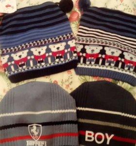 Тонкие шапки р50-52