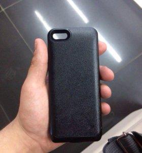 Чехол-зарядка IPhone 5/5c/5s