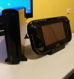 Nintendo wii u Premium pack 32gb