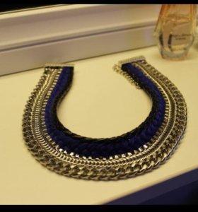 Ожерелье, бусы, бижутерия, колье