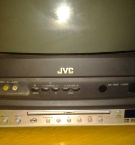 Телевизор JVC маленький