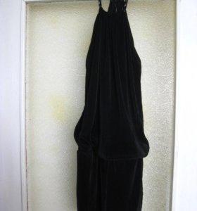 Платье новое плессированное