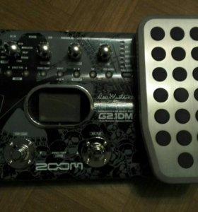 Zoom G2.1DM