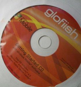 Стартовый диск-драйвер для Glofiish