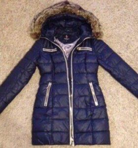 Новая куртка FODARLLOY с натуральным мехом