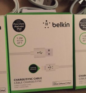 Usb Lighting cable iPhone belkin