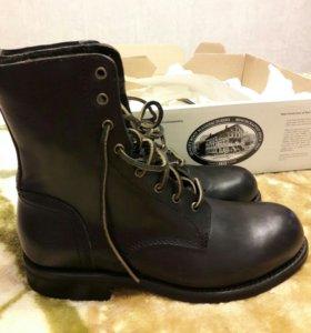 Мужские ботинки Frye sutton tall lace 9.5US
