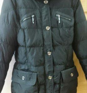 Теплая куртка демисезон