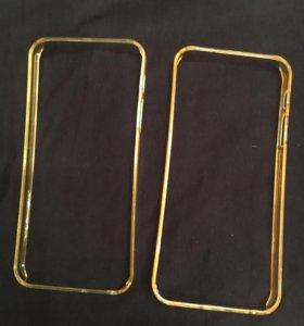 бамперы на iPhone 5