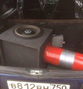 Сабвуфер Sound Qubed HDC 412