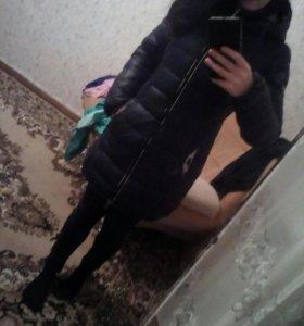 Куртка,пуховик зимний