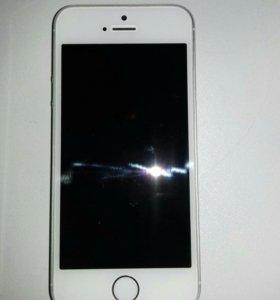iPhone 5S на 32gb
