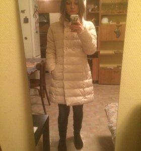 Пуховик на тёплую зиму