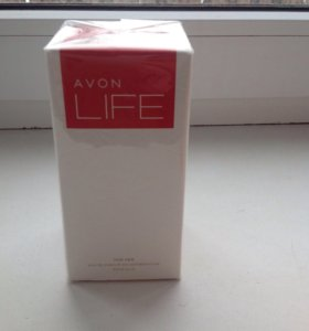 Парфюмерная вода Avon Life от KENZO TAKADA