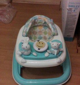 Happy Baby ходунки