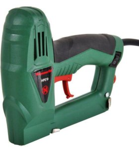 Степлер электрический hammer flex HPE10