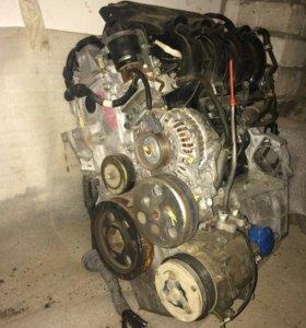 Двигатель на Нонда фит-джаз.