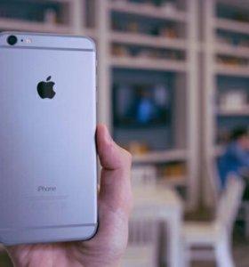 iPfone 6+ (64гб) без отпечатка